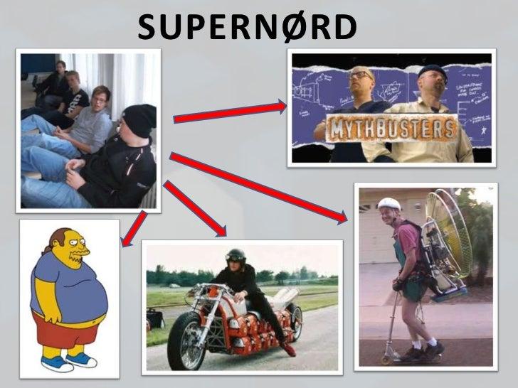 SUPERNØRD<br />