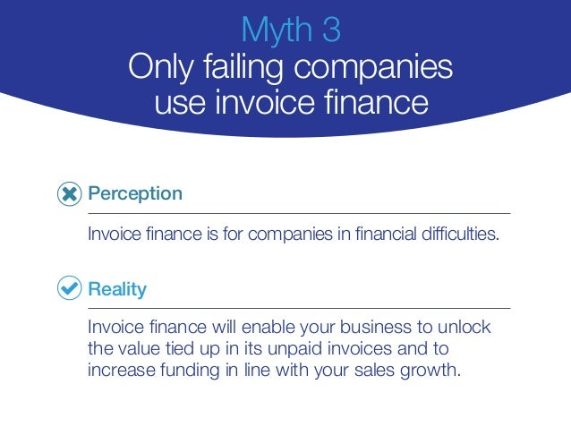 Neither A Borrower Nor A Lender Be The Three Biggest Myths Of Invoic…