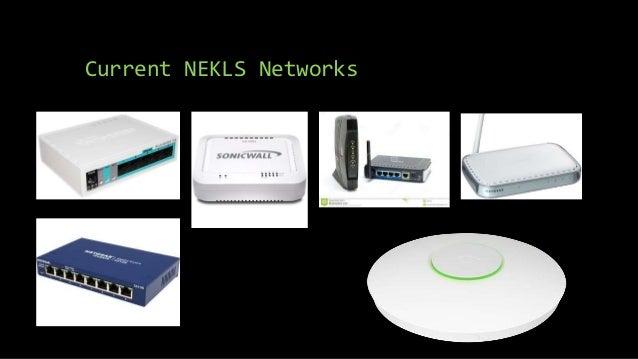 NEKLS LAN Initiative Slide 3