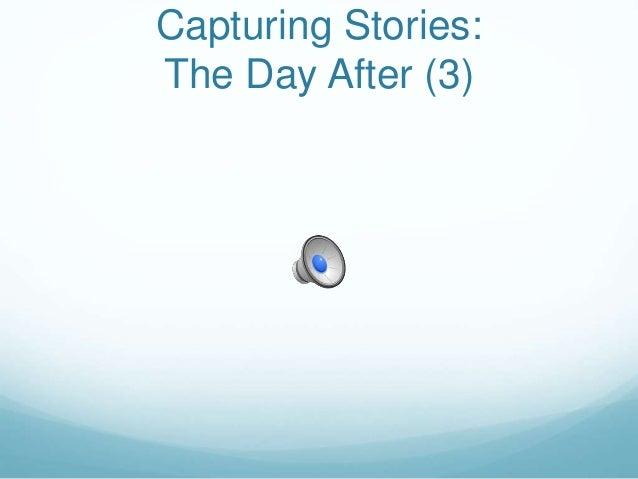 Capturing Stories with Kaye McIntyre