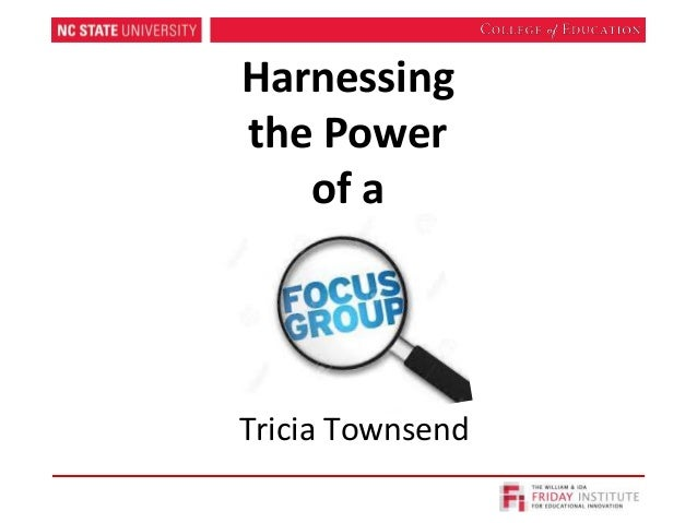 Harnessing the Power of a Tricia Townsend