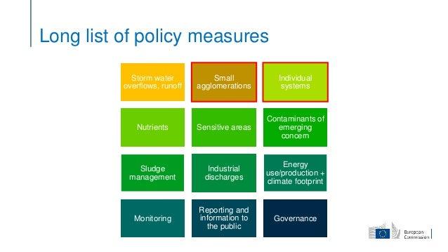 Joint workshop on Enhancing efficiency and sustainability of Water Supply and Sanitation presentation - Nele Frederike Rosenstock Slide 3