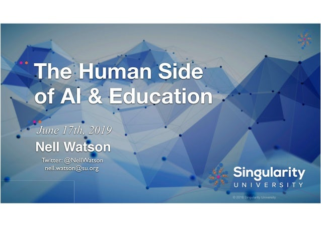 The Human Side of AI & Education
