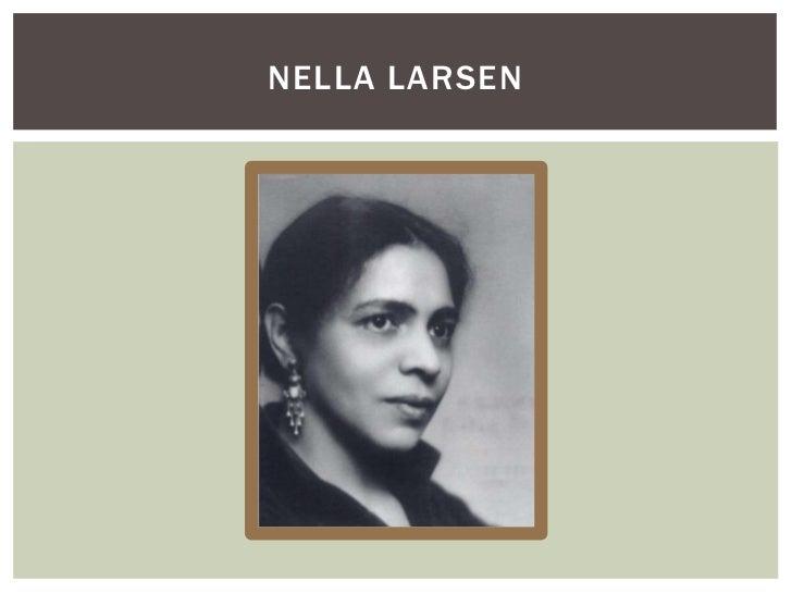 Nella Larsen's Passing