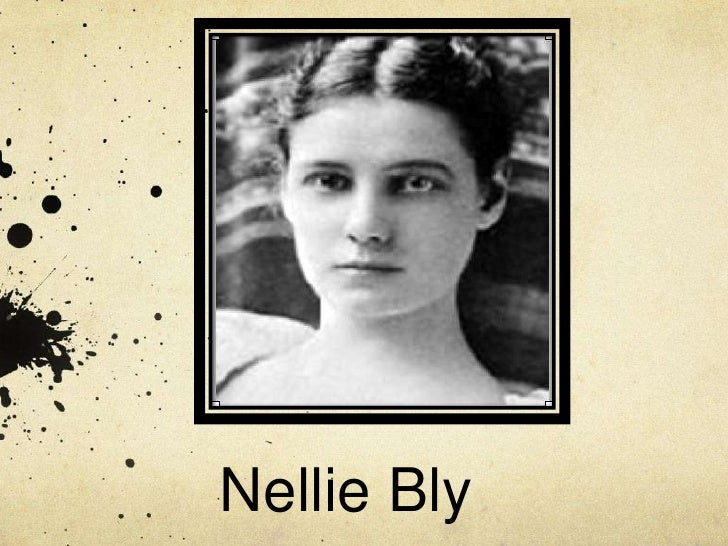 Nellie Bly<br />