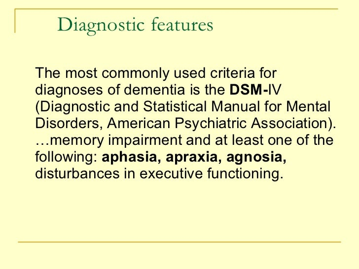 dementia function essay Understanding dementia dementia is not a disease but a group of conditions resulting from a disease such as alzheimer's and vascular dementia or a group of symptoms which may result from age, brain injury, confusion, difficulty in performing day to day or familiar tasks, changes in personality, mood and behaviour.