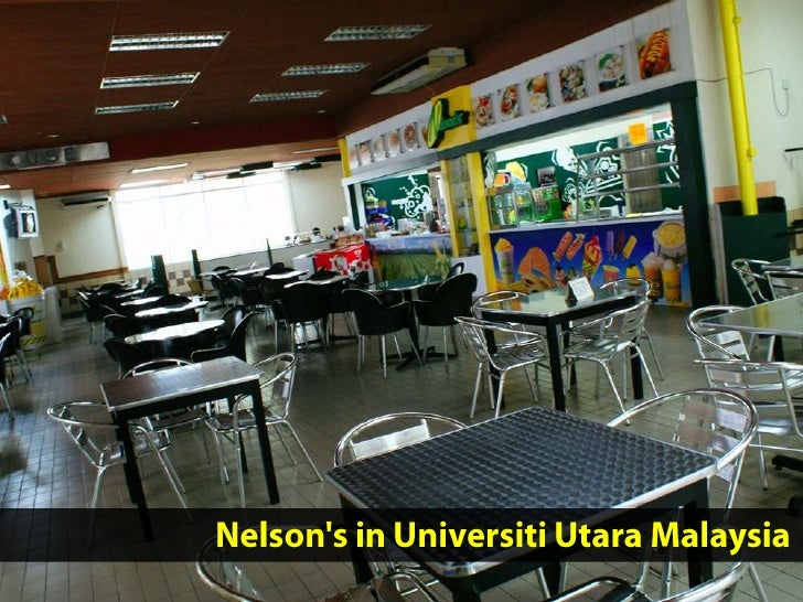 Nelson's in Universiti Utara Malaysia<br />