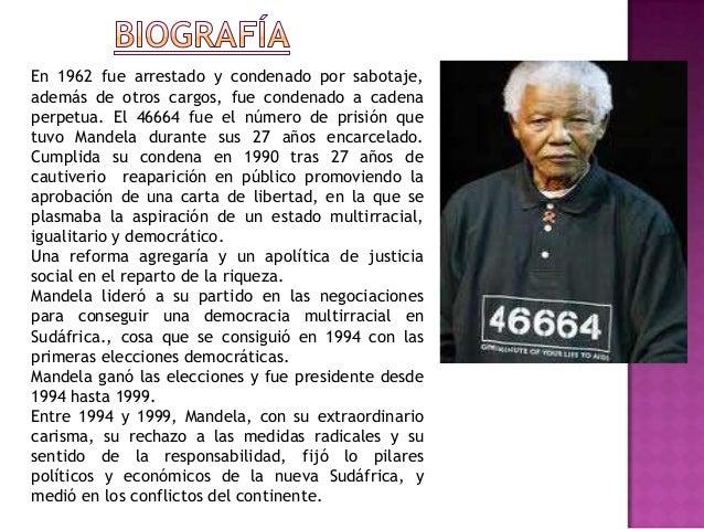 biografia resumida de nelson mandela biograf 237 a