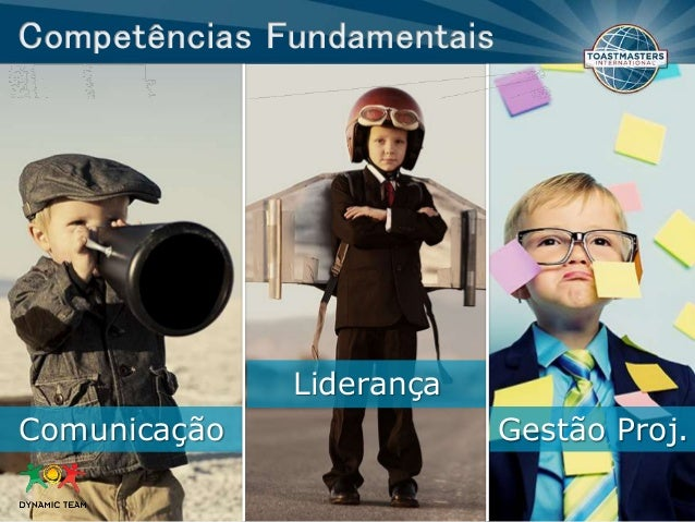 Comunicação Gestão Proj. Liderança