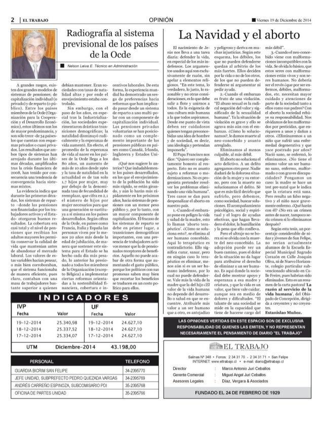 2 |  ELTRABAJO     A grandes rasgos.  exis- ten dos grandes modelos de sistemas de pensiones;  de capitalimción individual...