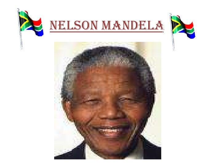 Nelson Mandela<br />