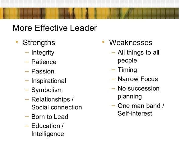 Nelson Mandela - Great Leadership