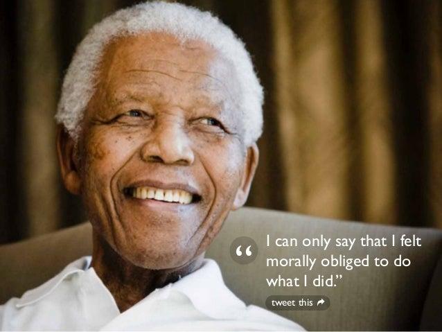16 Inspirational Quotes From Nelson Mandela Slide 2