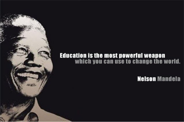 Image of: Inspirational Quotes Slideshare Nelson Mandela Quotes Inspirational Quotes From Nelson Mandella