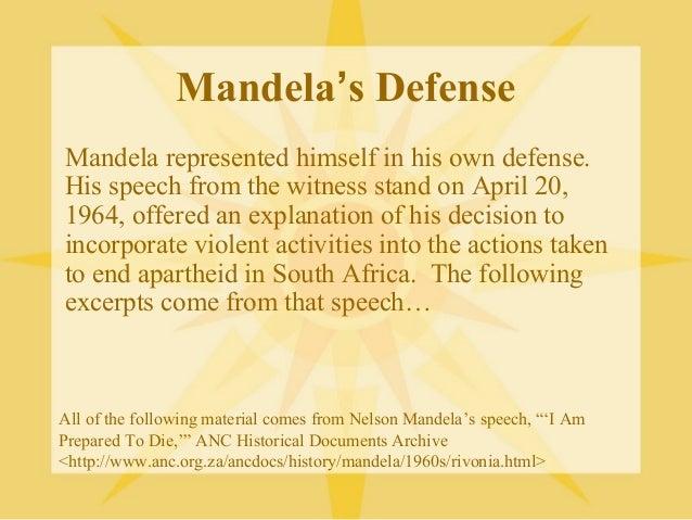 Nelson Mandela Online