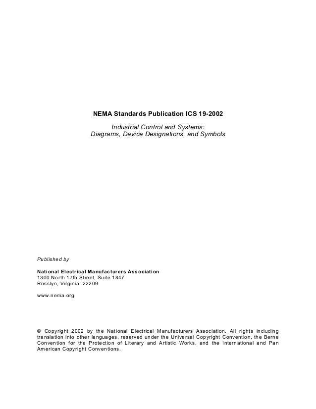Nema Wiring Diagram Symbols : Nema symbols