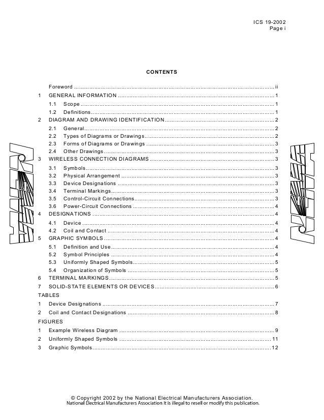 Nema Wiring Diagram Symbols : Electrical schematic symbols nema wiring diagrams image