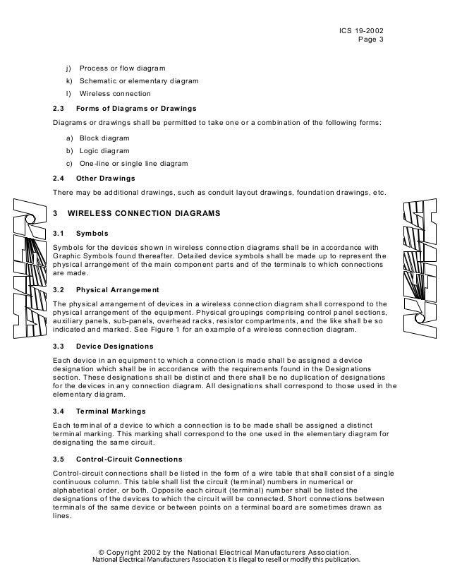 Nema Schematic Symbols Schema Wiring Diagrams