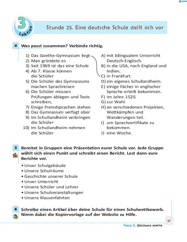 Schön Teile Der Sprache Einer Tabelle Der Mittelschule Fotos - Super ...
