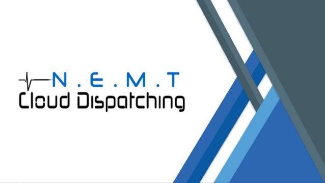 Contact Us: NEMT Billing Software Phone: 480.717.5032 Email: sales@nemtclouddispatch.com Address: 1201 S Alma School Rd Su...