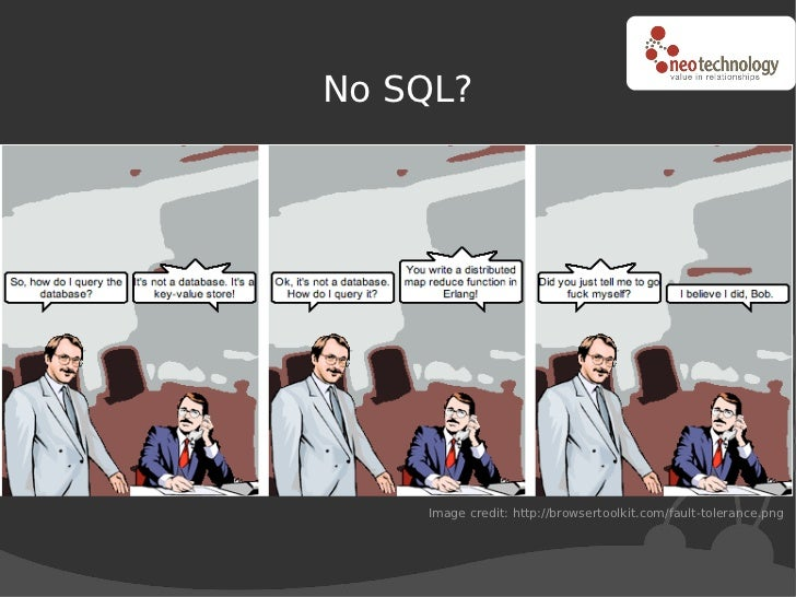 No SQL?         Image credit: http://browsertoolkit.com/fault-tolerance.png