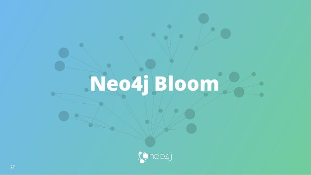 Neo4j Inc. Confidential Perspective Search Visualization Exploration Inspection Editing Business view of the graph Departme...