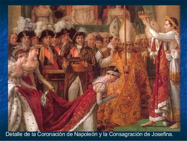 Retratos de Napoleón, por David.