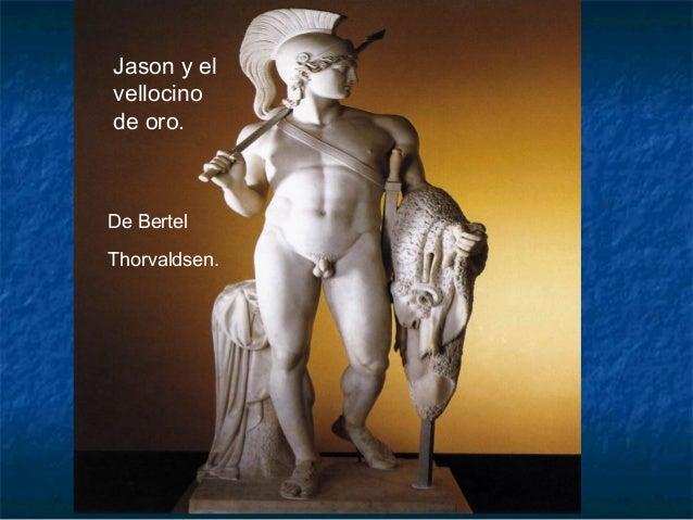 Jason y el vellocino de oro. De Bertel Thorvaldsen.