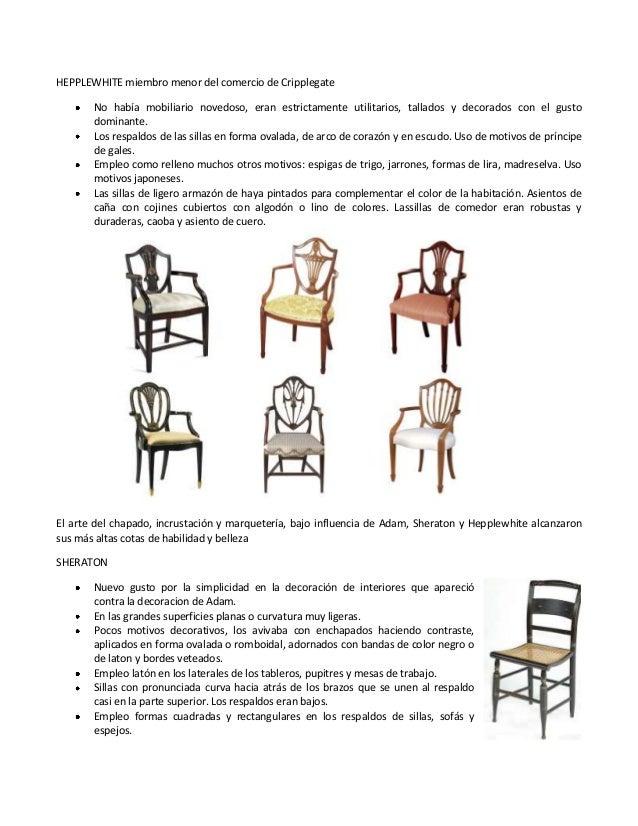 Muebles e interiores del estilo neoclasico - Muebles estilo neoclasico ...