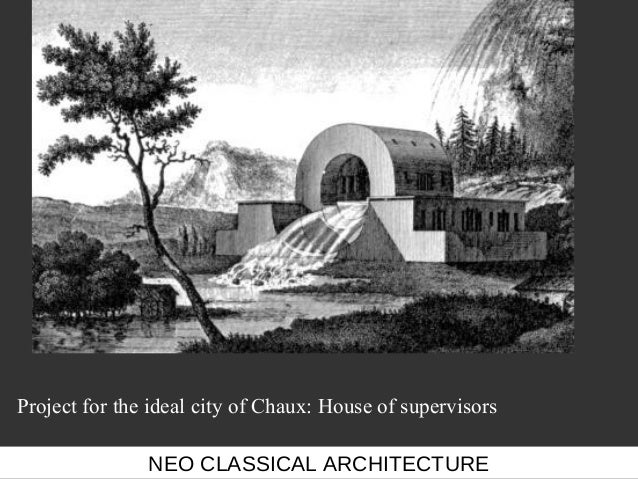 neo classical architecture essay Analyze how renaissance art was a reflection  and humanist ideas such as neo-platonism gave  who looked to classical architecture for help with his problems.