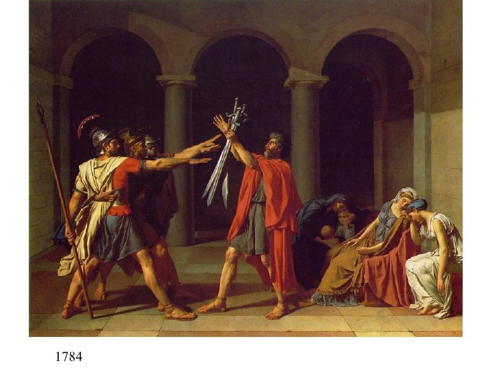 Neo-Classicism artists