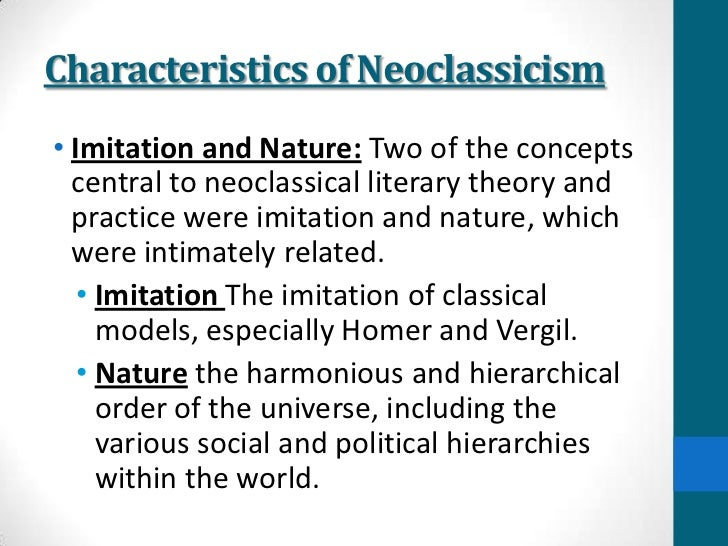 neoclassicism writers What is the difference between neoclassicism and romanticism - neoclassicism gave importance to logic and reason romanticism gave importance to emotions.