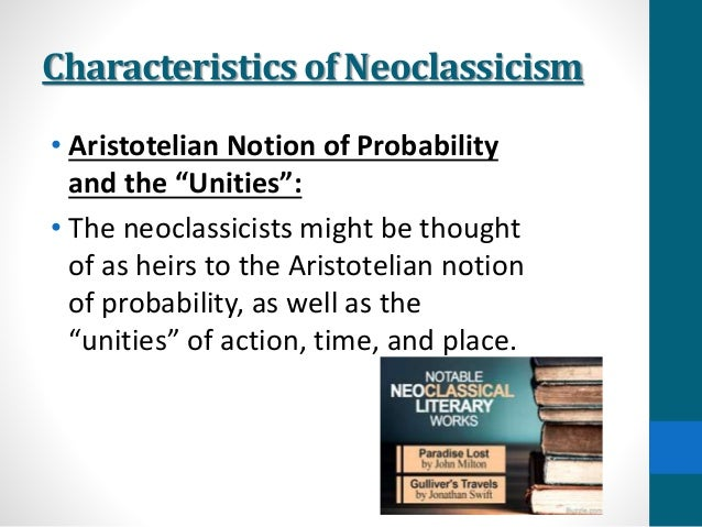 what is the meaning of neoclassicism