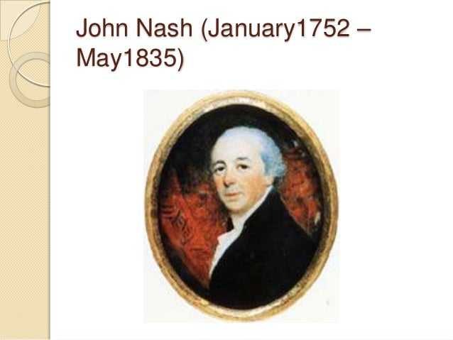 John Nash (January1752 – May1835)