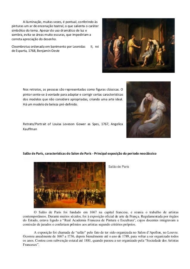 Neoclassicismo, romantismo e realismo Slide 3