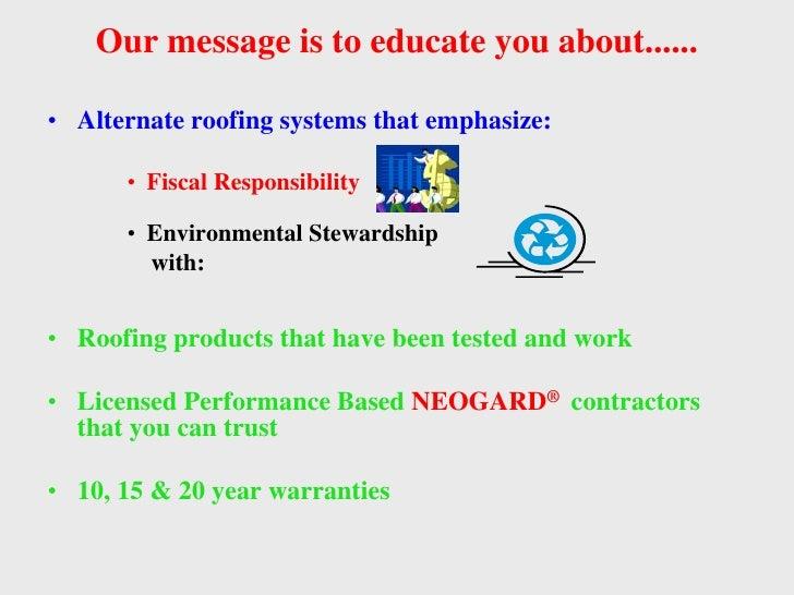 Neogard Product Presentation N6