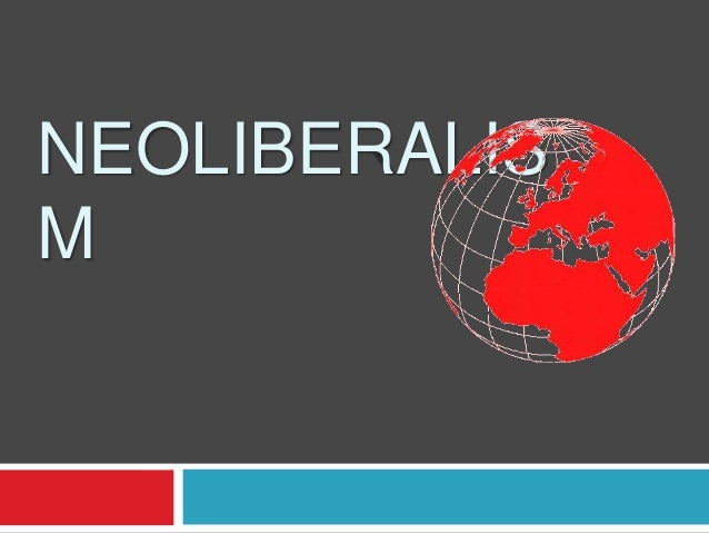 NEOLIBERALIS M