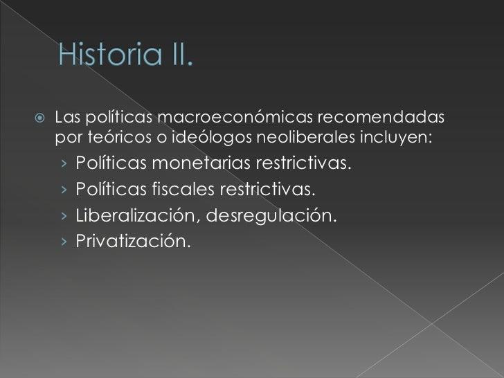  http://es.wikipedia.org/wiki/Neoliberalis  mo http://planalerta.tripod.com/neoliberalis  mo.htm http://chemazdamundi.w...