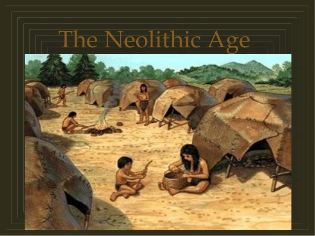A view on the paleolithic era