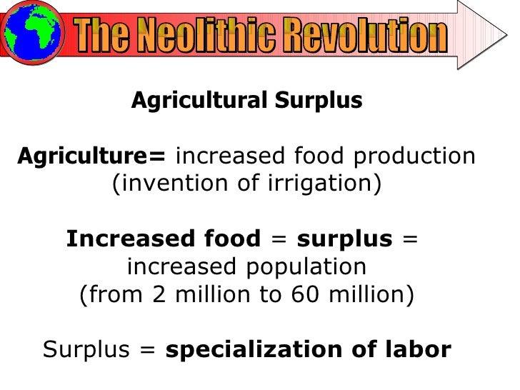 neolithic agricultural revolution Paleolithic to neolithic chart- and result of neolithic agricultural revolution.