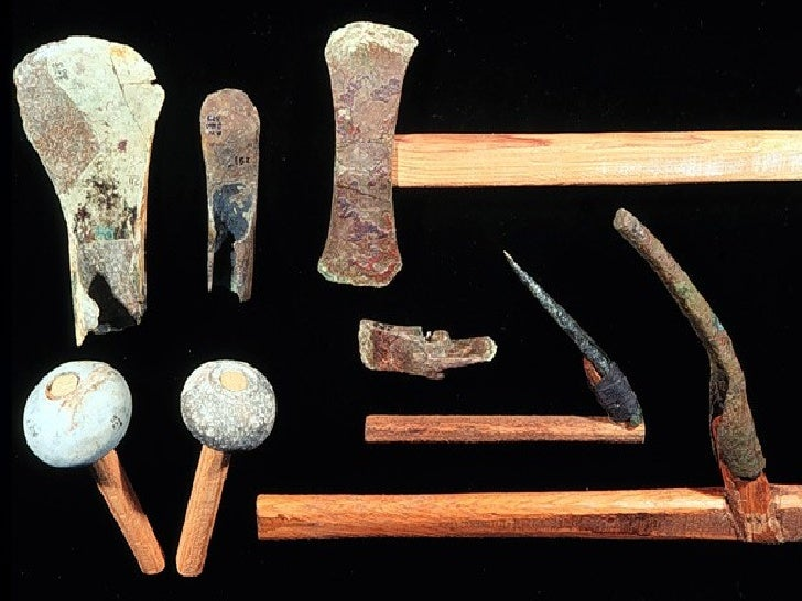 Neolithic Tools Gallery