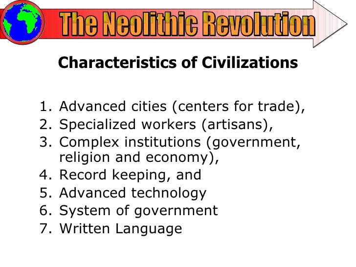 important aspects of the neolithic revolution The neolithic revolution,  was an explosively important event—the greatest in human history after the mastery of fire of all the aspects of the revolution,.