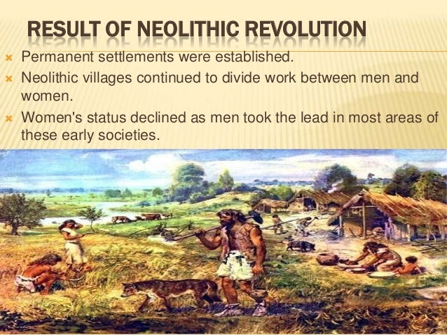neolithic agricultural revolution What challenges did humans face during early times and how did they solve them during the neolithic revolution why are the 5 characteristics essential to a.