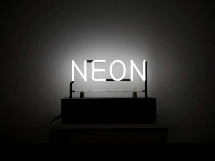 """néon,                          """"Who's afraid of red yellow and blue ?""""Enseigne – Signalétique Eclairage néon et Led"""