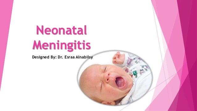Neonatal Meningtis