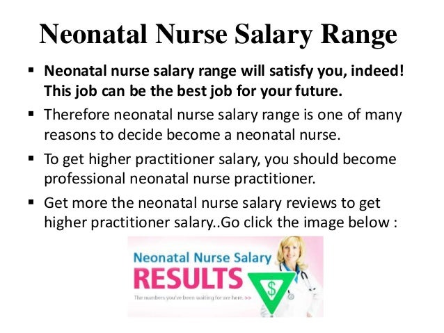 neonatal nurse neonatal nurse job duties - Working Conditions Of A Neonatal Nurse