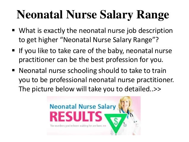 neonatal nurse salary range, Human Body