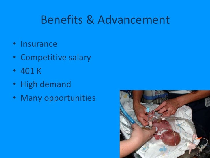 Neonatal Nurse Salary