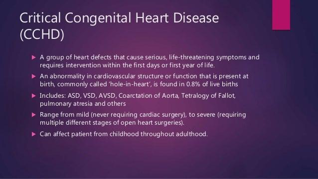 Neonatal Screening G6pd And Critical Congenital Heart Disease