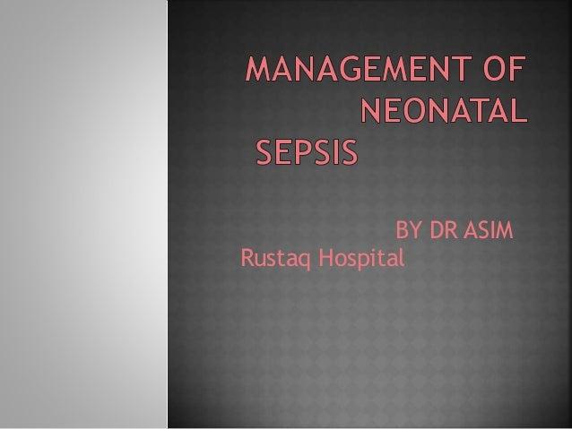BY DR ASIM Rustaq Hospital